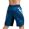 mma shorts hayabusa chikara 4 blue f3
