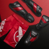 mma shorts hayabusa chikara 4 red f4