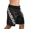 mma shorts hayabusa chikara 4 black f2