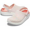 Crocs LiteRide Clog - Barely Pink/White