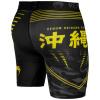 valetudo shorts venum okinawa black yellow f4