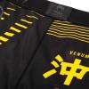 valetudo shorts venum okinawa black yellow f6