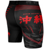 valetudo shorts venum okinawa black red f4