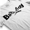 tshirt tricko badboy retro white f3