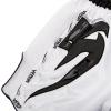 venum short muay giant white black f3