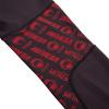 venum 03448 100 spats logos black red f7