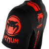 venum 03449 100 tshirt tricko logos black red f5