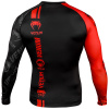 venum 03451 100 s rashguard long sleeve logos black red f4