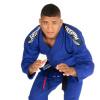 tatami elements white bjj gi kimono brazilian jiu jitsu blue f12