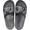 Crocs Crocband III Seasnl Graphc Sld - Slate Grey/Black