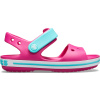 Crocs Crocband Sandal Kids - Candy Pink/Pool