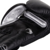 venum 2055 128 boxing gloves boxerske rukavice giant 3.0 black silver f3