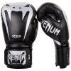 venum 2055 128 boxing gloves boxerske rukavice giant 3.0 black silver f1