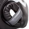 venum 03053 001 headgear iron elite black helma prilba boxing f7