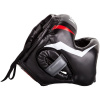 venum 03053 001 headgear iron elite black helma prilba boxing f5