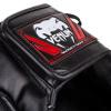 venum 03053 001 headgear iron elite black helma prilba boxing f3
