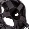venum 03053 001 headgear iron elite black helma prilba boxing f8