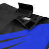 bad boy training series impact mma shorts black blue sortky f4