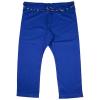 bjj pants kalhoty tatami basic blue modre f1