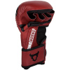 rh 00027 003 sparring gloves charger red black rukavice f3