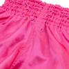 shorts venum muay thai classic pink f5