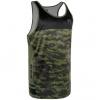 tank top venum trooper forest camo black f2