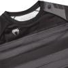 venum 03693 109 rashguard short sleeves amrap black grey f5