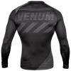 venum 03694 109 rashguard long sleeves dlouhy rukav amrap black grey f4