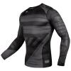 venum 03694 109 rashguard long sleeves dlouhy rukav amrap black grey f2