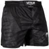 venum 03692 109 fightshorts sortky amrap black grey f1