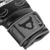 rh 00003 109 boxing gloves ringhorns destroyer black grey f3
