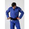 bjj brazilian jiu jitsu gi kimono kingz balistico3 blue modre f4