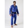bjj brazilian jiu jitsu gi kimono kingz balistico3 blue modre f2