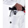 bjj brazilian jiu jitsu gi kimono kingz sport white bile f5