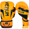 DĚTSKÉ boxerské rukavice Venum Elite Kids - Black/Orange