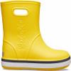 Crocs Crocband Rain Boot K Yellow/Navy