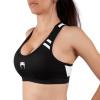 venum 03779 108 podprsenka sport bra power 2.0 black white f1