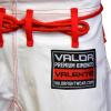 valente white trouser white