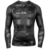 venum 03743 134 rashguard long dlouhy rukav sleeve tactical urbancamo black f1