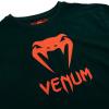 venum 03526 100 tshirt tricko classic black red f4