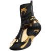 venum 03681 126 boxing shoes boty boxery elite black gold f2