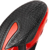 venum 03681 100 boxing shoes boxerske boty elite black red f3