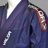 bjj gi kimono valor valente navy f5