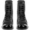 venum 03681 114 boxing shoes elite black black boxerske boty obuv f8