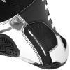 venum 03681 128 boxing shoes elite black silver boxerske boty obuv f5