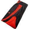 venum 03452 100 boxing short elite black red boxerske sortky f11
