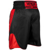 venum 03452 100 boxing short elite black red boxerske sortky f54