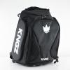 kingz backpack grande black bjj f1