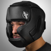 helma prilba boxerska boxing headgear black t3 hayabusa f4