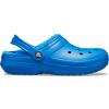 Crocs Classic Lined Clog - Bright Cobalt/Bright Cobalt
